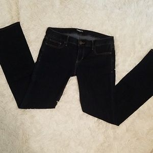 Express Barely Boot Jeans Sz 8R